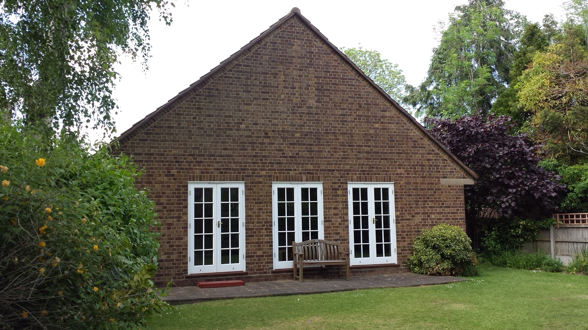 Shenfield Brentwood Friends House room hire